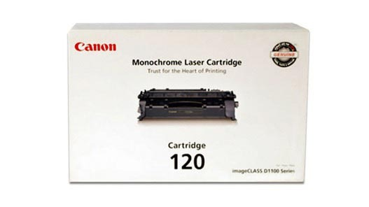 Canon 120 OEM Black Toner Cartridge