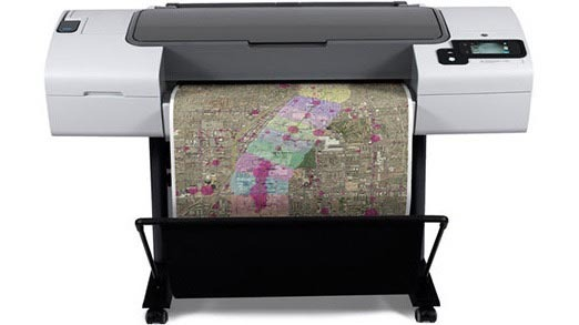 HP DJ 790 Plotter