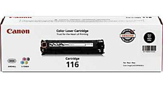 canon 116 black toner