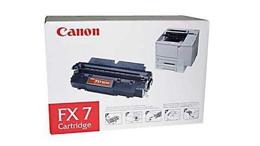canon fx7 toner