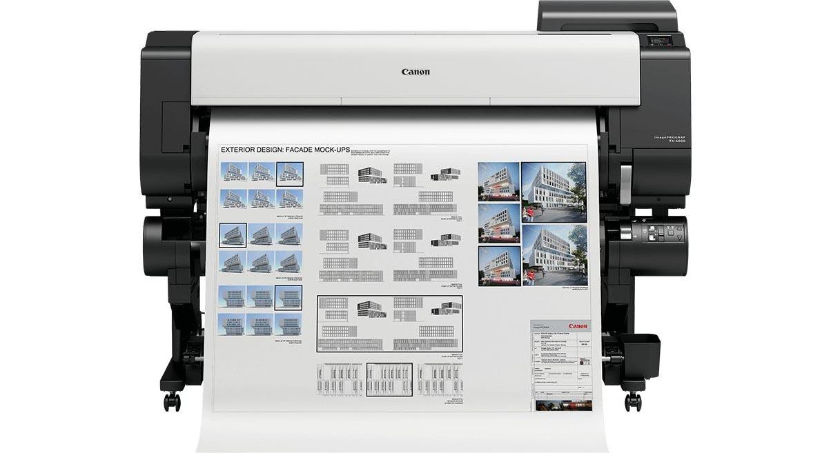 Canon tx 4000